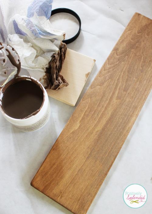 DIY Ornate Wooden Crosses at Positively Splendid