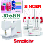 Win over $1000 in amazing sewing goodies at Positively Splendid!!