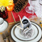 Thanksgiving Table Setting + Fall Craft Photo Challenge (Amazing Giveaway!)
