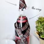 Bottle Cap & Wrap Gift Idea #SwellNoel