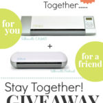 Silhouette Cameo and Portrait Giveaway (Happy 2014!!)