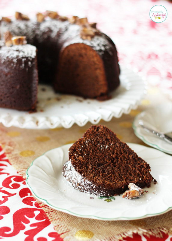 The BEST chocolate cake you will ever make. Hands down!