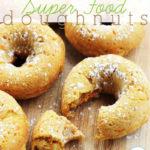 Super Food Doughnuts