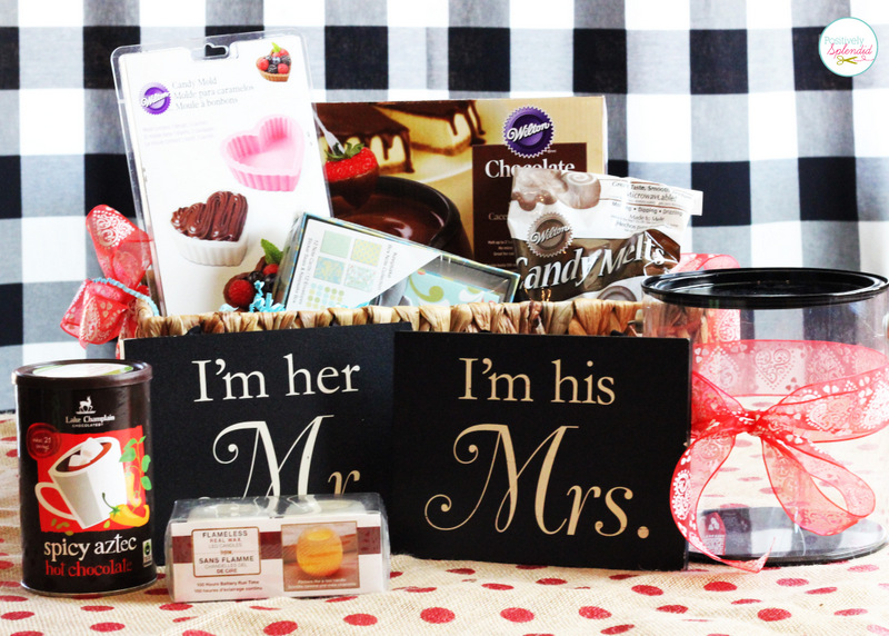ULTIMATE Valentine's Day Gift Basket Giveaway. This is brimming with goodies to help you spend a special date with your sweetie!!