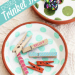 Polka-Dotted Trinket Dishes