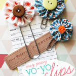 Easy yo-yo clips by Positively Splendid