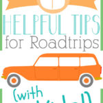 6 Helpful Tips for Family Road Trips #HPFamilyTime