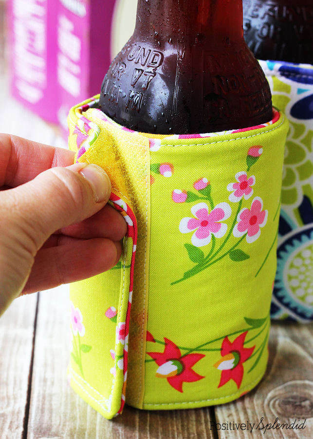 How can you make can koozies?