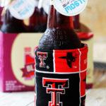 DIY Insulated Beverage Holders (Koozies)