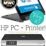 HP Pavilion x360 and HP ENVY 5530 Giveaway!! #HPFamilyTime