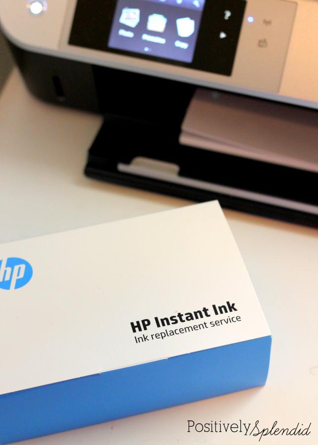 HP Instant Ink #HPFamilyTime