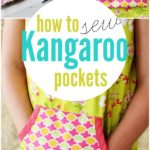 How to Sew a Kangaroo Pocket