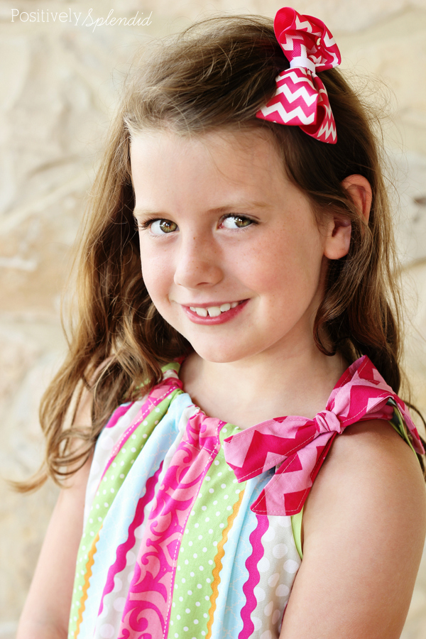 How to take fantastic portraits of your kids. These are some great, simple tips!