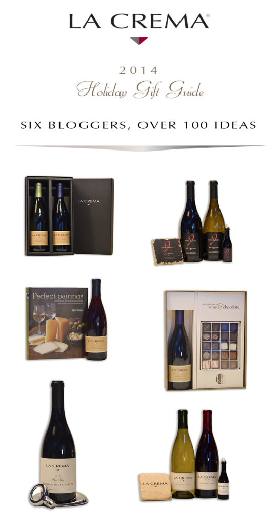 La Crema Holiday Gift Guide - Hundreds of great ideas!