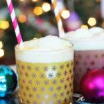 Festive Sherbet Spritzer Recipe #SodaStream