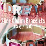 Easy Slide Charm Bracelet