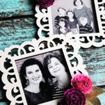 Photo Frame Magnets for Mom