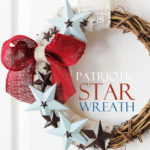 Patriotic Star Wreath Tutorial
