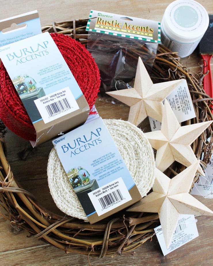 patriotic star wreath 8