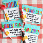 Reusable Lunchbox Note Printables #MakeAmazing