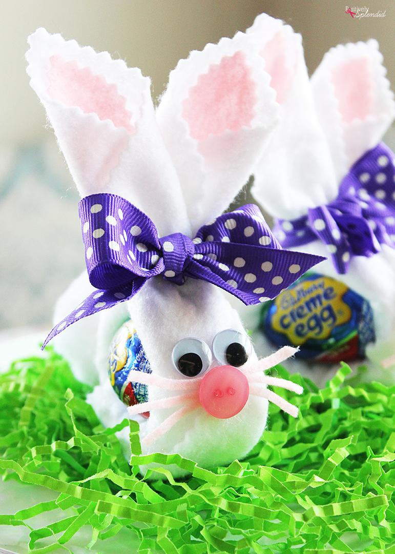 Felt Cadbury Bunny Easter Craft Idea - Perfect for Easter ...