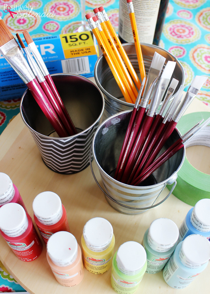 how to host a girls night in painting party at home - Hosting A Party At Home