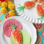 Carrot Rice Krispies® Treats