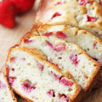 Cream Cheese Strawberry-Banana Bread Recipe from Positively Splendid