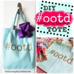 Outfit of the Day (#ootd) Totes for Kids