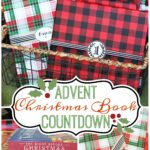 Advent Christmas Book Countdown Idea - Unwrap a Christmas book to read together every day leading up to Christmas. Such a wonderful idea!