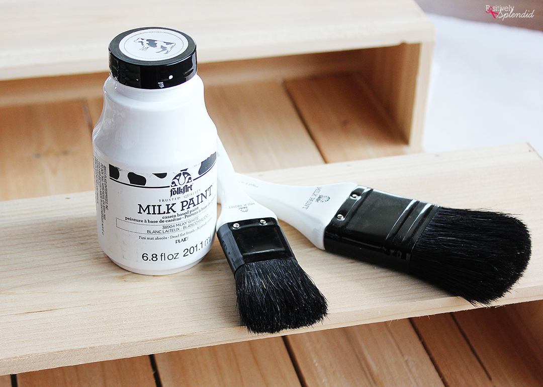 FolkArt Milk Paint