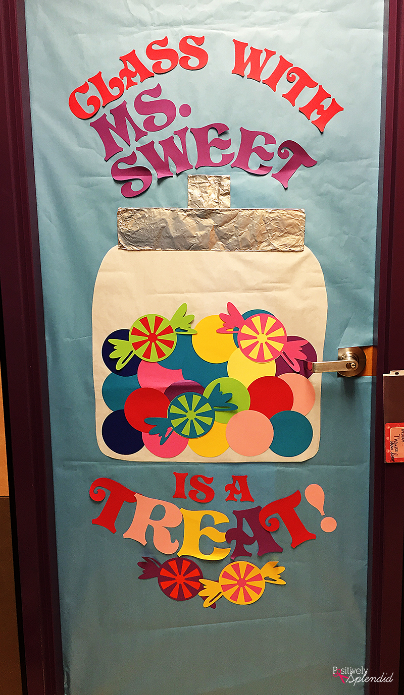 This is a great collection of clever and unique teacher appreciation door ideas!