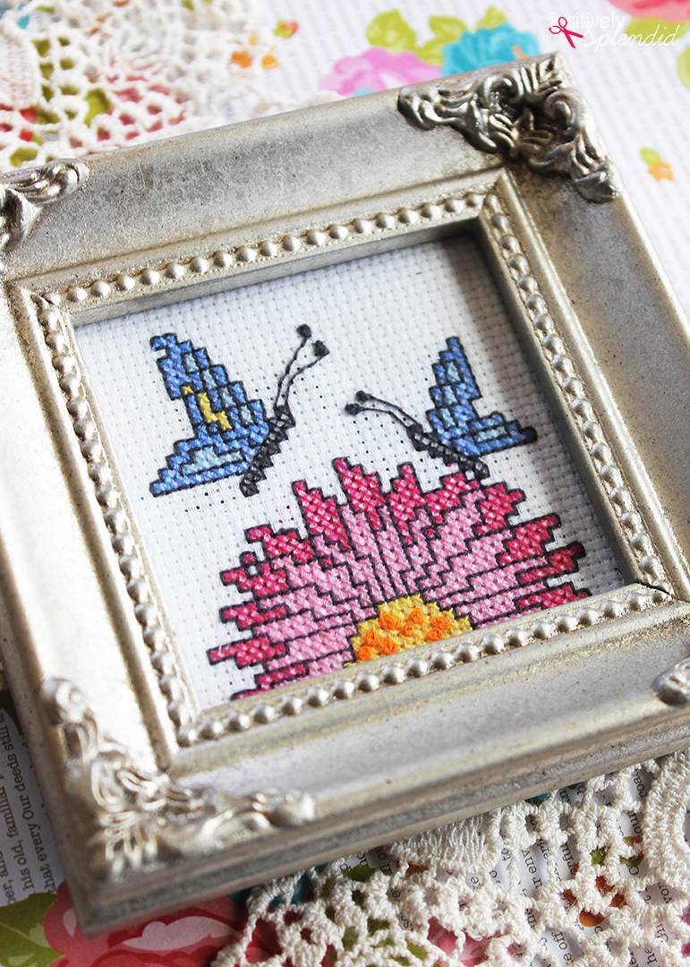 10 Helpful Cross Stitch Tips for Beginners - Such helpful information!
