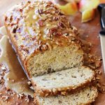 Apple-Praline Bread Recipe