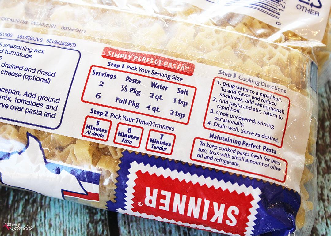 Skinner Texas Shape Pasta