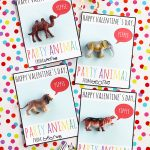 Party Animal Valentines – Free Printable!