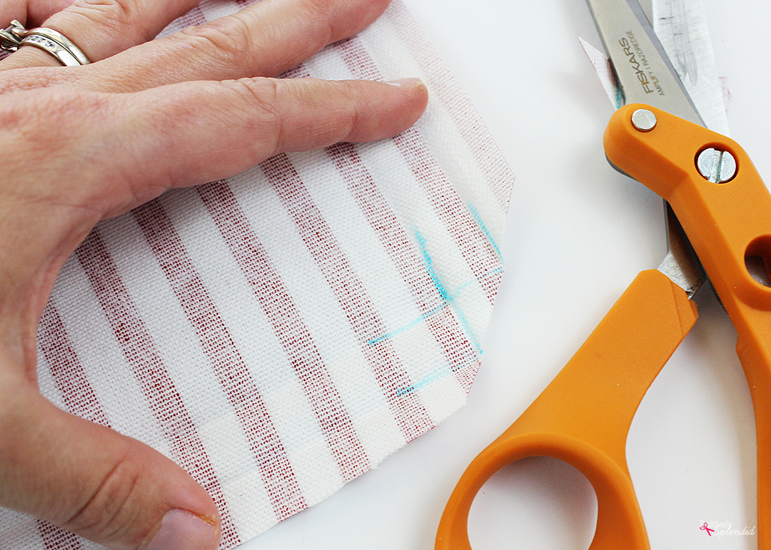 A Shortcut Method for How to Sew Mitered Corners