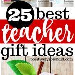 25 BEST Teacher Gift Ideas