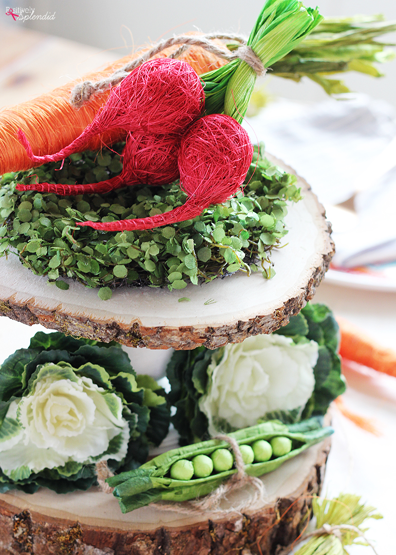 Tips for centerpieces without flowers rustic spring