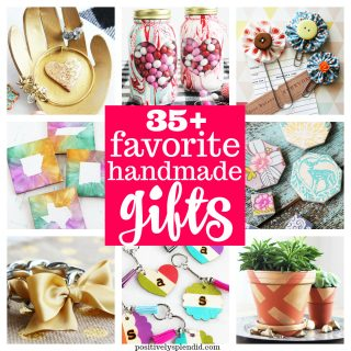 More than 35 of the very best homemade gift ideas