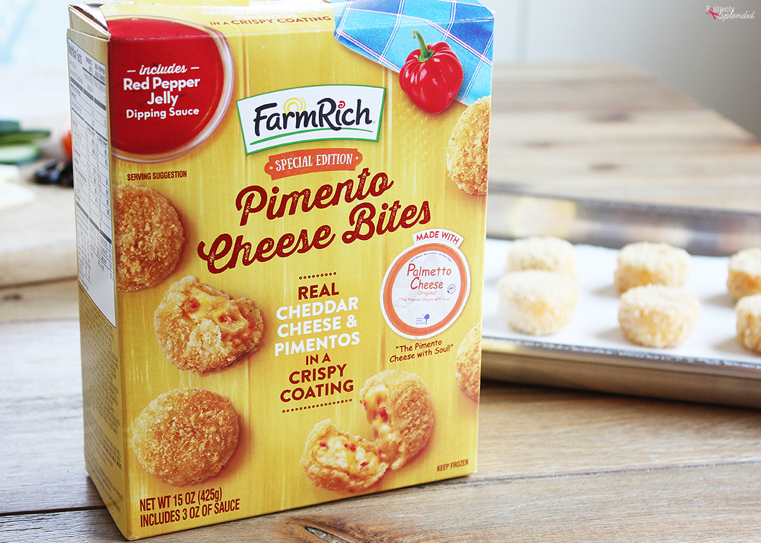 FarmRich Pimento Cheese Bites