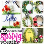 Spring Door Wreath Ideas