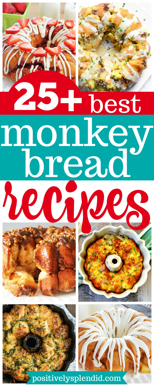 25 Best Monkey Bread Recipes