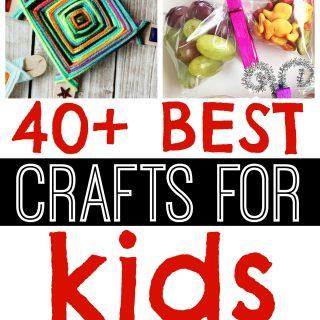 Best Kids' Craft Ideas