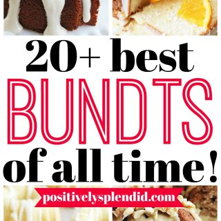 Best Bundt Cake Recipes