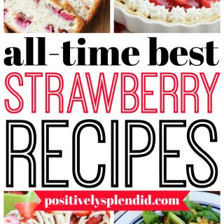 Best Strawberry Recipes