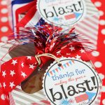 Patriotic Mini Bundt Cakes