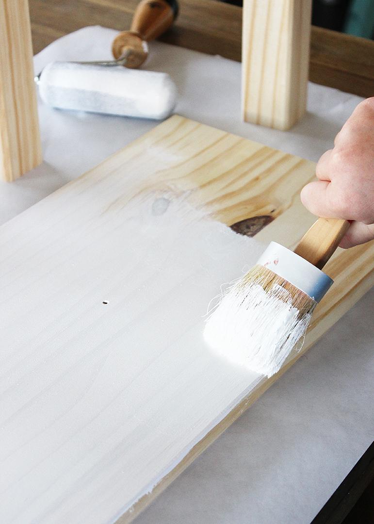 Paint Ikea Tarva Nightstand