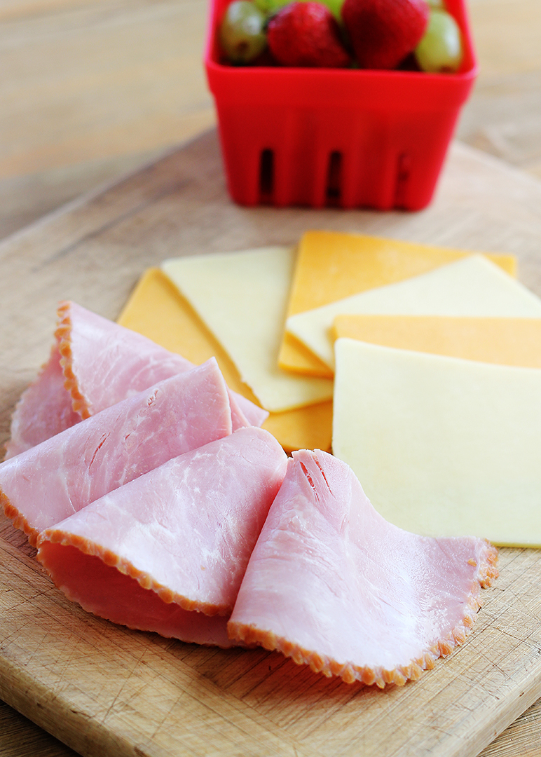 Boar's Head Ham and Cheese