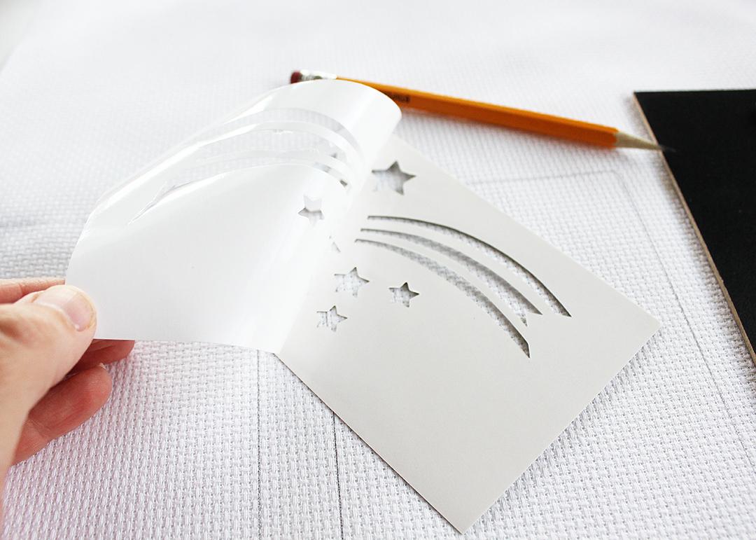 Martha Stewart Adhesive Stencil